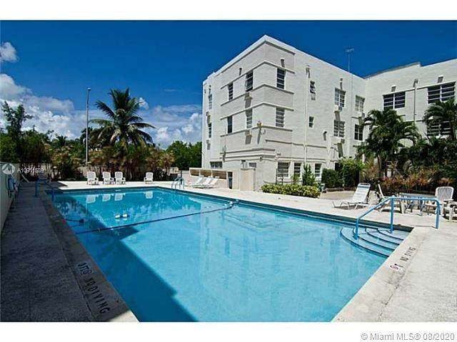 3025 Indian Creek Dr #105, Miami Beach, FL 33140 (MLS #A10911589) :: Podium Realty Group Inc