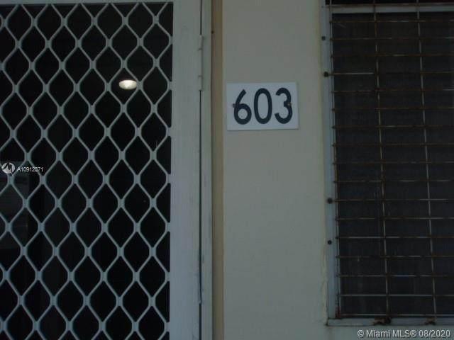 3030 Marcos Dr T603, Aventura, FL 33160 (#A10912371) :: Dalton Wade