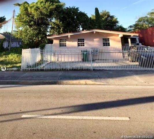 1891 NW 62nd St, Miami, FL 33147 (MLS #A10918257) :: Berkshire Hathaway HomeServices EWM Realty