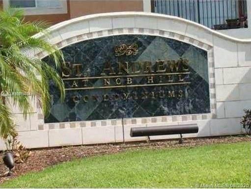 8000 N Nob Hill Rd #203, Tamarac, FL 33321 (MLS #A10919484) :: The Pearl Realty Group