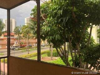 3582 NE 171st St #205, North Miami Beach, FL 33160 (MLS #A10919650) :: Ray De Leon with One Sotheby's International Realty