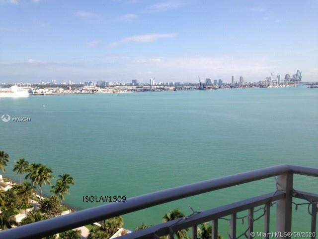 770 Claughton Island Dr #1509, Miami, FL 33131 (MLS #A10920211) :: ONE Sotheby's International Realty