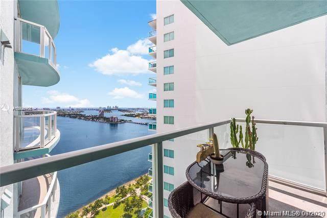 1900 N Bayshore Dr #3403, Miami, FL 33132 (MLS #A10920988) :: Re/Max PowerPro Realty