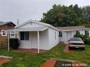 9287 NW 5th Ave, Miami, FL 33150 (MLS #A10922033) :: Berkshire Hathaway HomeServices EWM Realty