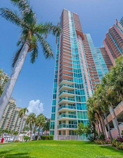 3370 Hidden Bay Dr #2407, Aventura, FL 33180 (MLS #A10923228) :: Ray De Leon with One Sotheby's International Realty