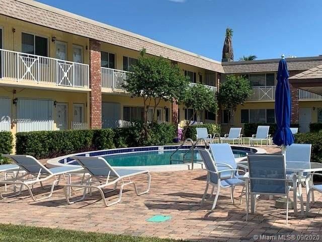 1001 NE 8th Ave #209, Delray Beach, FL 33483 (MLS #A10925969) :: Equity Advisor Team