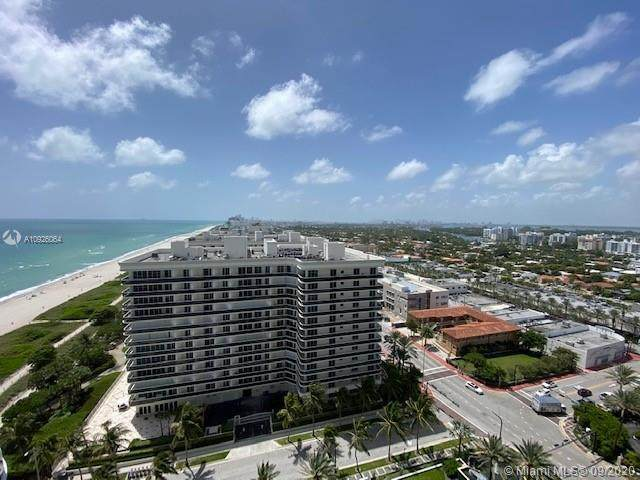 9601 Collins Ave #1708, Bal Harbour, FL 33154 (MLS #A10926064) :: Carole Smith Real Estate Team