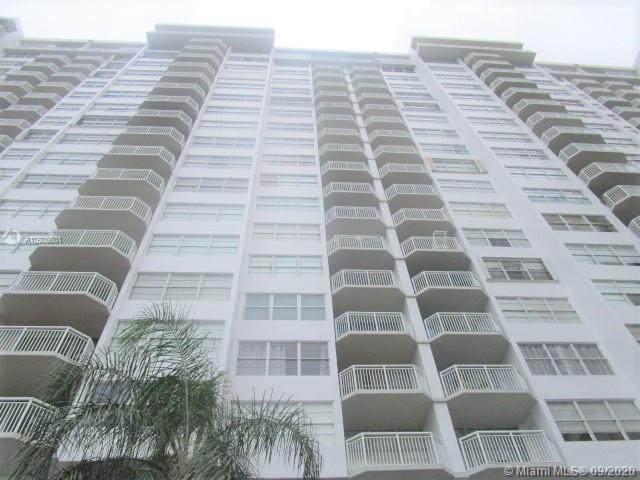 18071 Biscayne Blvd #1503, Aventura, FL 33160 (MLS #A10926601) :: Prestige Realty Group