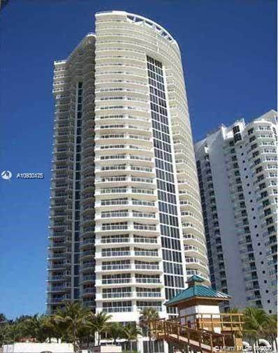 18671 Collins Ave #1601, Sunny Isles Beach, FL 33160 (MLS #A10930175) :: Albert Garcia Team