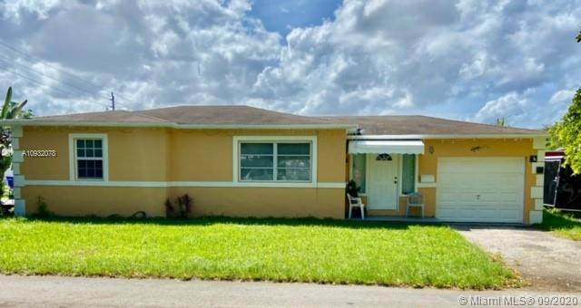 1824 N 23rd Ave, Hollywood, FL 33020 (MLS #A10932078) :: Castelli Real Estate Services