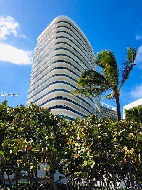 9601 Collins Ave. #904, Bal Harbour, FL 33154 (MLS #A10933062) :: Carole Smith Real Estate Team