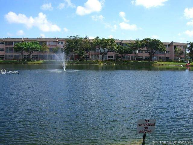 5000 NW 36th St #608, Lauderdale Lakes, FL 33319 (MLS #A10933430) :: The Rose Harris Group