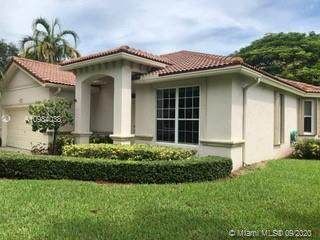 10212 SW 59th St, Cooper City, FL 33328 (MLS #A10934038) :: Green Realty Properties