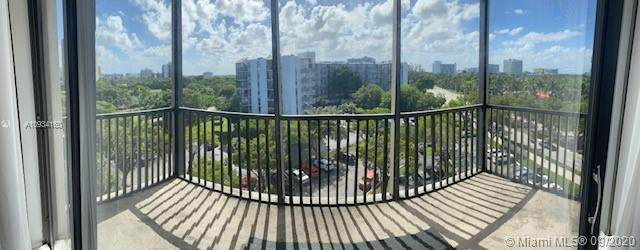 3101 N Country Club Dr #701, Aventura, FL 33180 (MLS #A10934160) :: Green Realty Properties