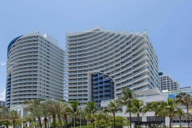 3101 Bayshore Dr #808, Fort Lauderdale, FL 33304 (MLS #A10935967) :: GK Realty Group LLC
