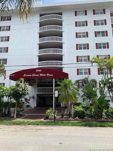 3660 NE 166th St #209, North Miami Beach, FL 33160 (MLS #A10936843) :: The Pearl Realty Group
