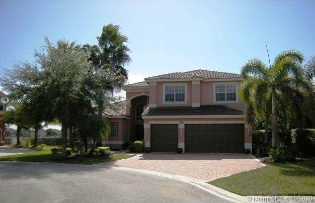 19524 SW 51st Ct, Miramar, FL 33029 (MLS #A10937152) :: THE BANNON GROUP at RE/MAX CONSULTANTS REALTY I
