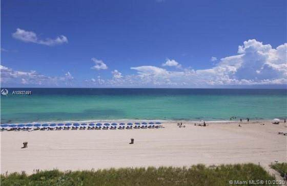 17201 Collins Ave #3804, Sunny Isles Beach, FL 33160 (MLS #A10937491) :: Albert Garcia Team