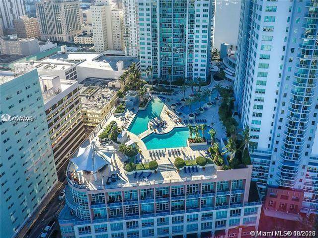 253 NE 2nd St #609, Miami, FL 33132 (MLS #A10938331) :: Carole Smith Real Estate Team