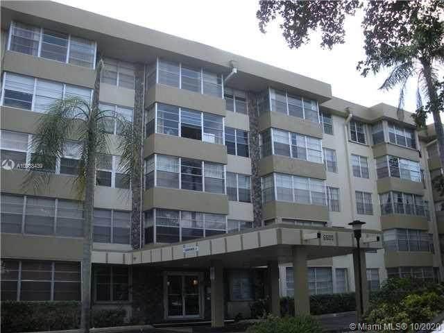 6600 Cypress Rd #304, Plantation, FL 33317 (MLS #A10938439) :: Albert Garcia Team