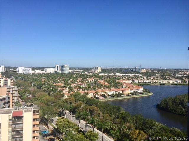 3375 N Country Club Dr #1508, Aventura, FL 33180 (MLS #A10939002) :: Ray De Leon with One Sotheby's International Realty