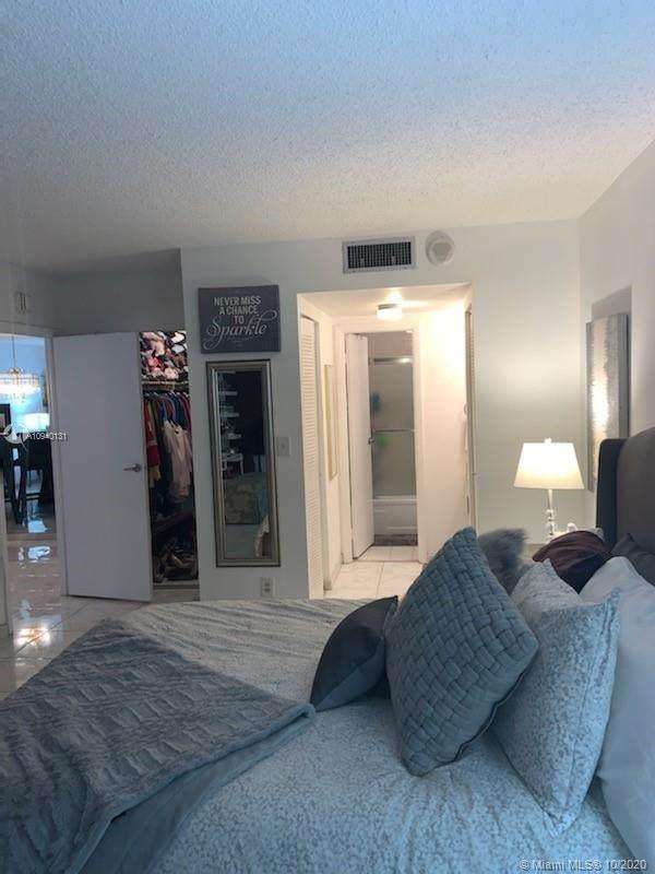 600 Three Islands Blvd #1117, Hallandale Beach, FL 33009 (MLS #A10940131) :: GK Realty Group LLC