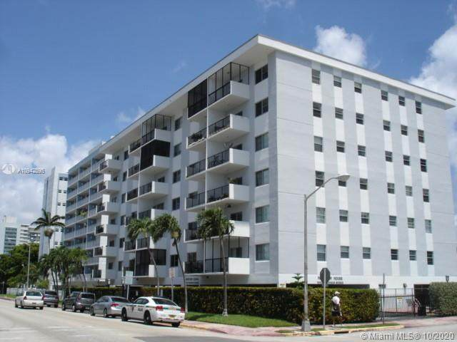 1000 Michigan Ave #305, Miami Beach, FL 33139 (MLS #A10942895) :: Team Citron