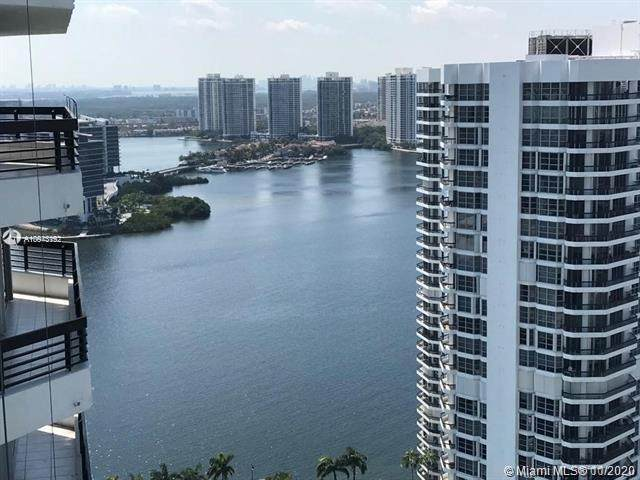 3500 Mystic Pointe Dr #3502, Aventura, FL 33180 (MLS #A10943192) :: Search Broward Real Estate Team