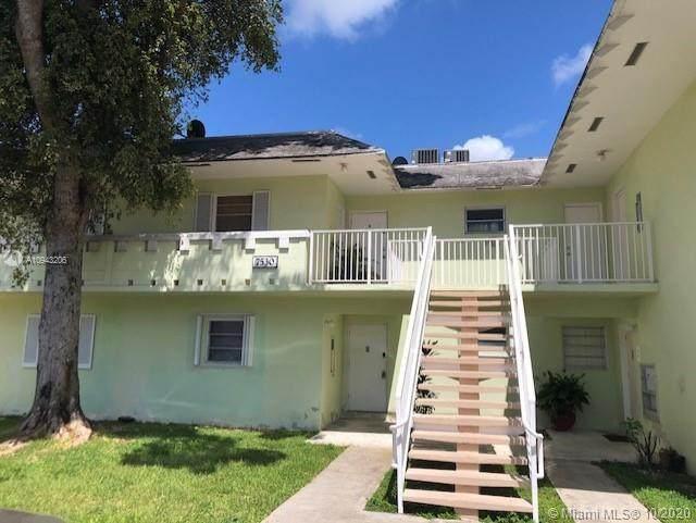 7530 SW 82nd St G103, Miami, FL 33143 (MLS #A10943206) :: Prestige Realty Group