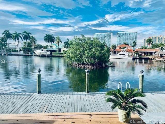 397 Poinciana Dr #1214, Sunny Isles Beach, FL 33160 (MLS #A10943630) :: The Jack Coden Group