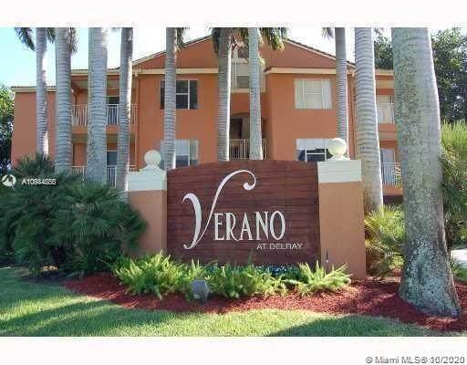 1825 Palm Cove Blvd 7-307, Delray Beach, FL 33445 (MLS #A10944685) :: THE BANNON GROUP at RE/MAX CONSULTANTS REALTY I