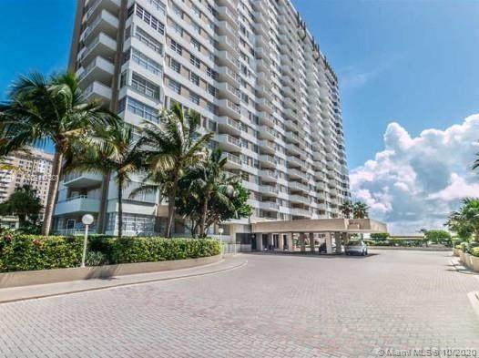 1980 S Ocean Dr 12Q, Hallandale Beach, FL 33009 (MLS #A10944730) :: Re/Max PowerPro Realty