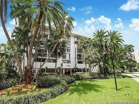 100 Ocean Lane Dr #207, Key Biscayne, FL 33149 (MLS #A10946273) :: The Pearl Realty Group