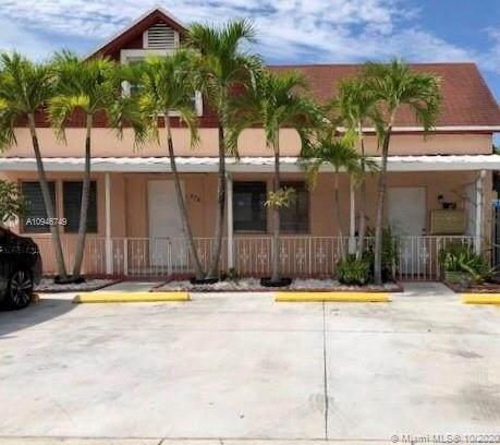 274 E 9th St #3, Hialeah, FL 33010 (MLS #A10946749) :: Prestige Realty Group
