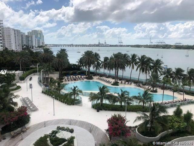 1500 Bay Rd 628S, Miami Beach, FL 33139 (MLS #A10947434) :: Castelli Real Estate Services