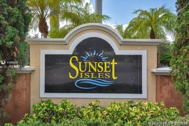 10318 S Fox Trail Rd S #411, Royal Palm Beach, FL 33411 (MLS #A10948215) :: The Pearl Realty Group