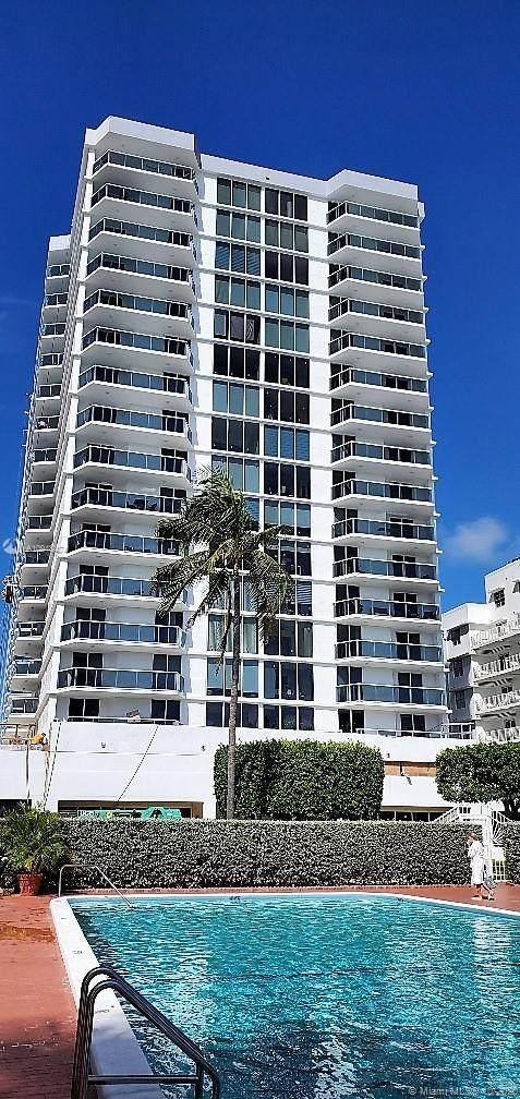2401 Collins Ave #812, Miami Beach, FL 33140 (MLS #A10948474) :: Equity Advisor Team