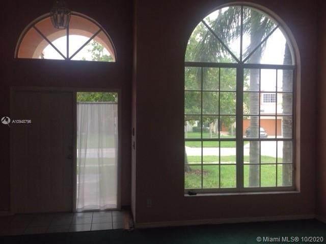 18321 NW 19th St, Pembroke Pines, FL 33029 (MLS #A10948796) :: Berkshire Hathaway HomeServices EWM Realty