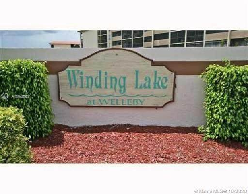10013 Winding Lake Rd #204, Sunrise, FL 33351 (MLS #A10948927) :: United Realty Group