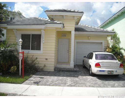 378 NE 34 TE, Homestead, FL 33033 (MLS #A10950227) :: Carole Smith Real Estate Team