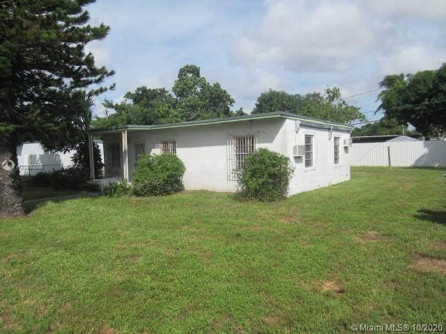 2515 NW 158th St, Miami Gardens, FL 33054 (MLS #A10950556) :: Carole Smith Real Estate Team
