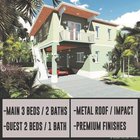 24 Coral Dr, Key Largo, FL 33037 (MLS #A10950719) :: Dalton Wade Real Estate Group