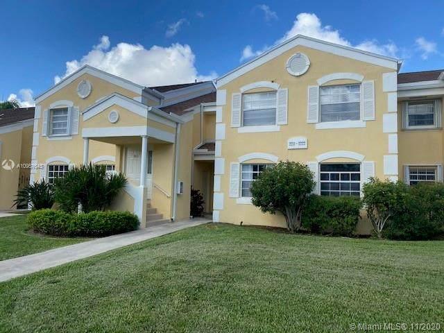 2215 SE 27 DR 103-B, Homestead, FL 33035 (MLS #A10951645) :: ONE Sotheby's International Realty