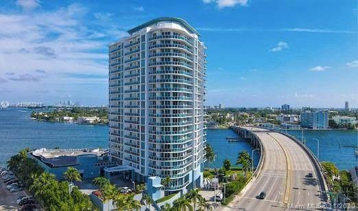1881 79th St Cswy #505, North Bay Village, FL 33141 (MLS #A10953212) :: Berkshire Hathaway HomeServices EWM Realty