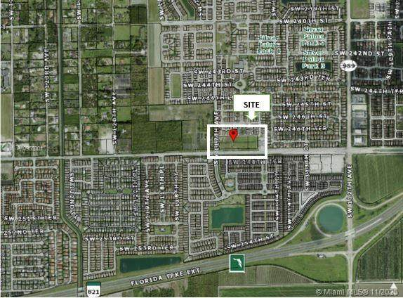 24800 SW 117th Ave, Miami, FL 33032 (MLS #A10955301) :: Compass FL LLC