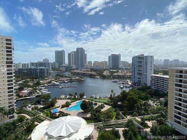600 Three Islands Blvd #1719, Hallandale Beach, FL 33009 (MLS #A10956798) :: Ray De Leon with One Sotheby's International Realty