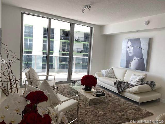 488 NE 18th St #1710, Miami, FL 33132 (MLS #A10959077) :: Ray De Leon with One Sotheby's International Realty