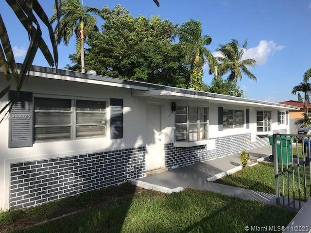 11002 NE 13th Ave, Miami, FL 33161 (MLS #A10960318) :: THE BANNON GROUP at RE/MAX CONSULTANTS REALTY I