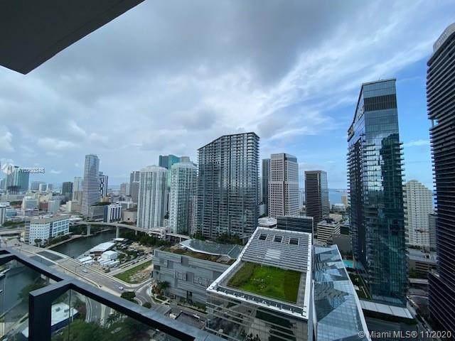 88 SW 7th St #2707, Miami, FL 33130 (MLS #A10960348) :: Castelli Real Estate Services