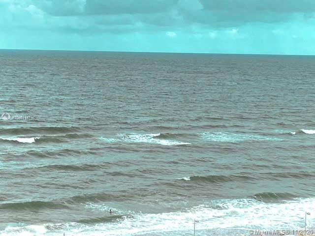 3140 S Ocean Dr #901, Hallandale Beach, FL 33009 (MLS #A10961147) :: ONE Sotheby's International Realty